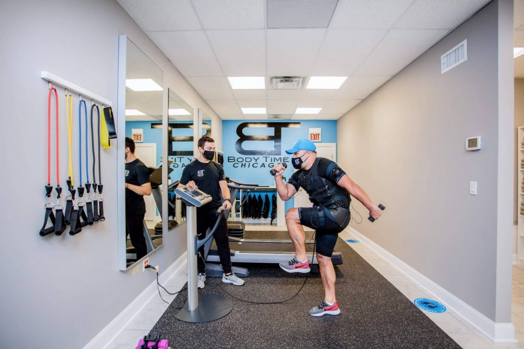 Body Time Chicago - EMS Workout Personal Trainer